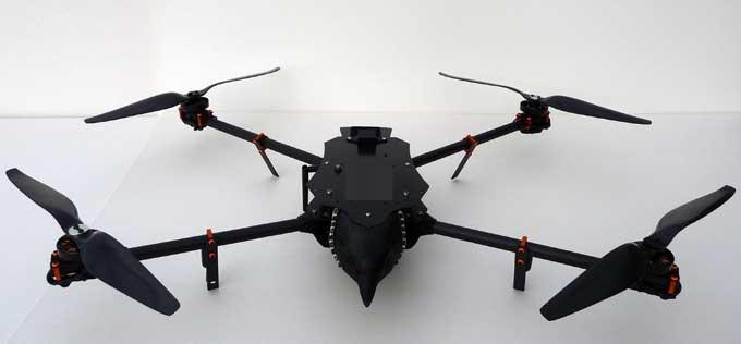 drone effaroucheur condor