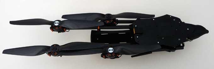 drone effarouchage aviaire
